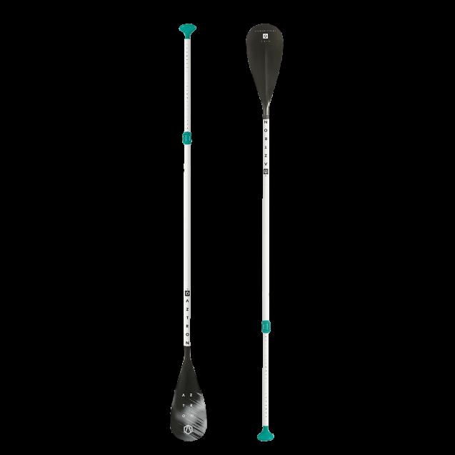 Весло для iSUP STYLE 2.0, 160-215 см, нейлон, Aztron, AC-P111
