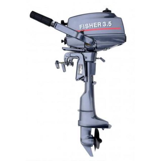 Лодочный мотор Fisher 3.5