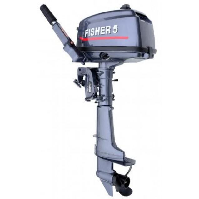 Лодочный мотор Fisher 5