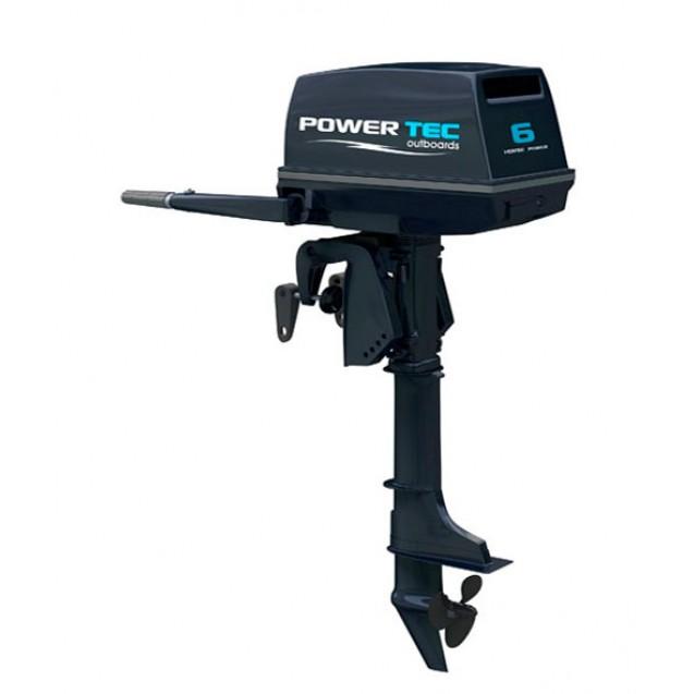Лодочный мотор Powertec PP 6 AMHS