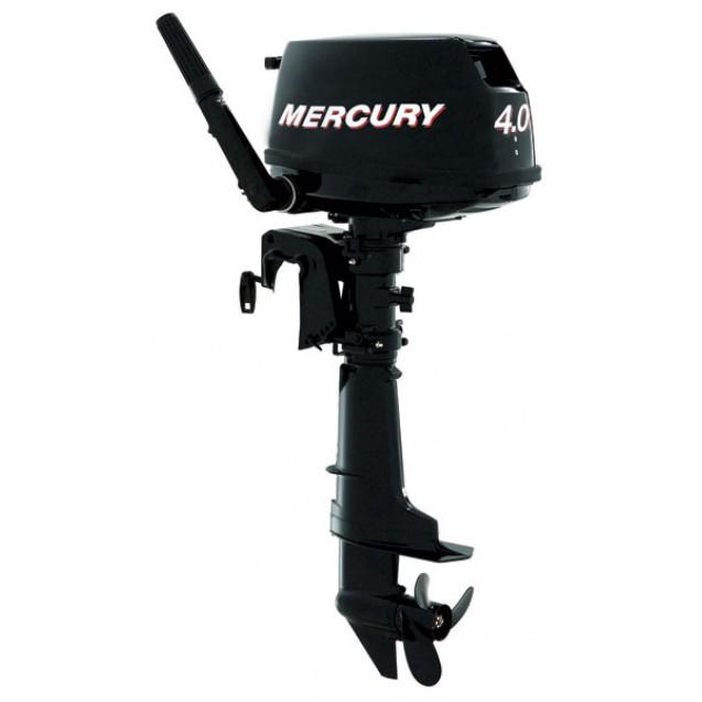 Лодочный мотор Mercury F4 MH