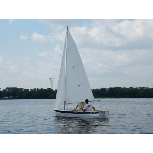 Лодка GRAND REGATTA RG370S парусная