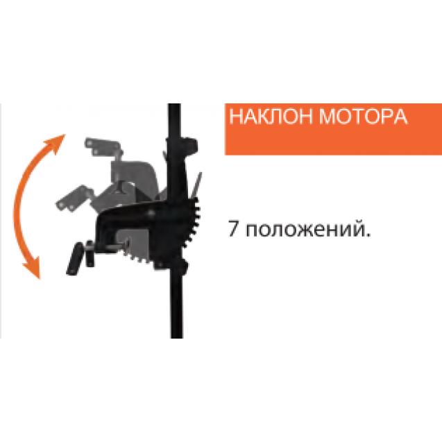 Электромотор Haswing  Protruar 1.0 65lbs (1,0 л.с.)