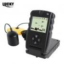 Эхолот проводной, 1 датчик, Lucky, FF717
