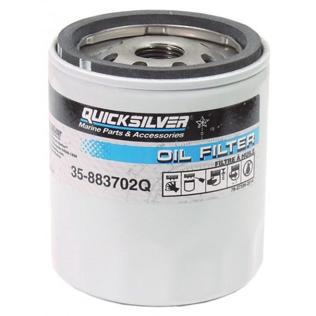 Фильтр масляный для MerCruser MCM V-6 4.3L, Quicksilver, 883702Q