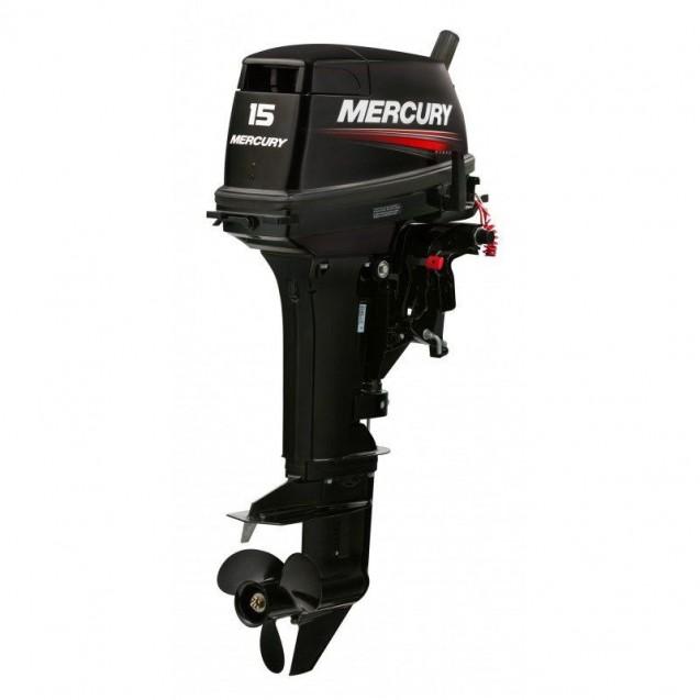 Лодочный мотор Mercury 15 MLH