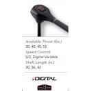 "Электромотор MotorGuide R3-45 HT 36"" DIGITAL"