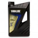 Моторное масло Yamalube 2-M TC-W3 RL для 2-х тактных двигателей, 4 л