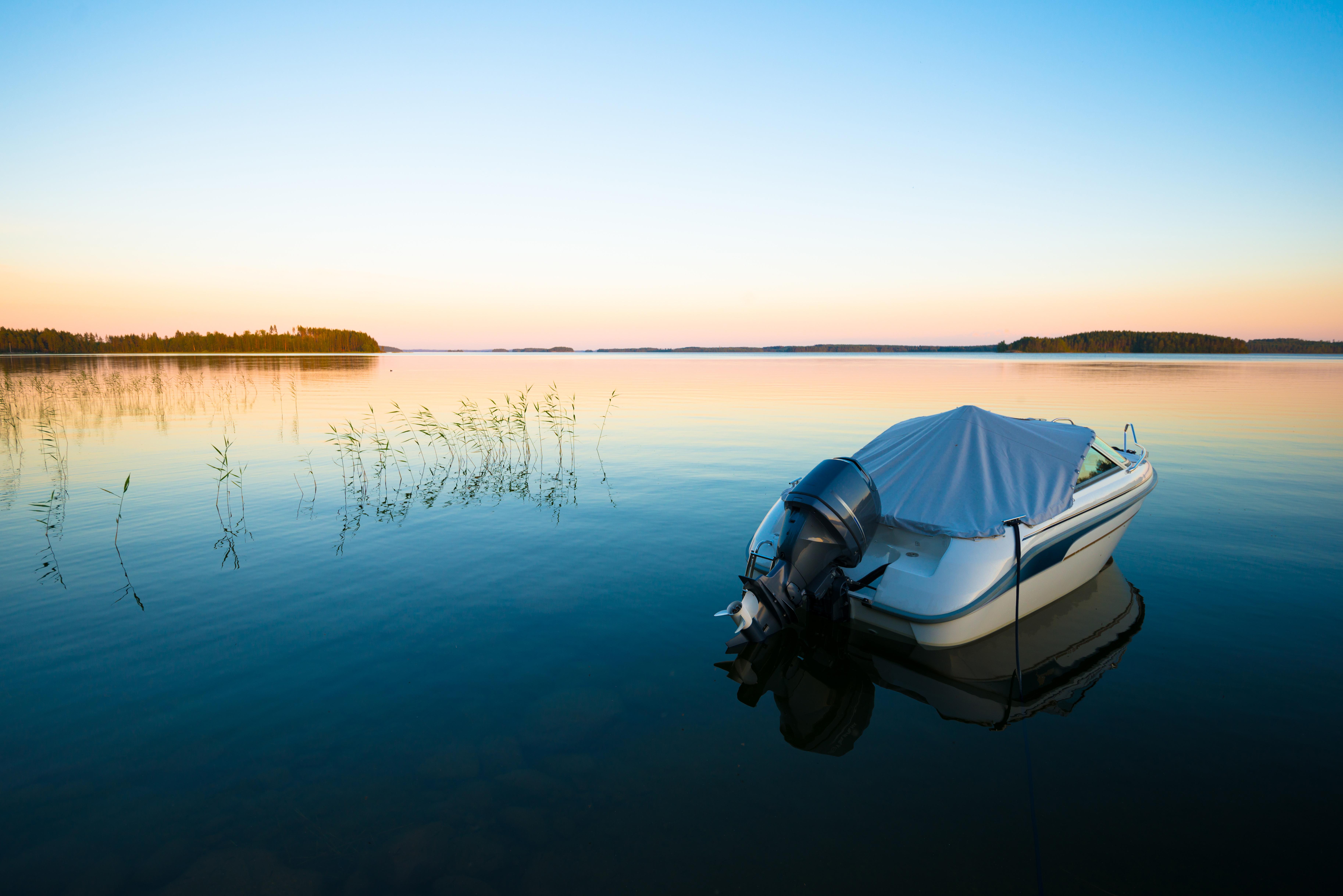 Как выбрать якорь для лодки